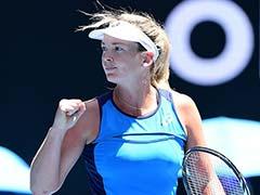 Australian Open: Coco Vandeweghe Stuns Garbine Muguruza to Reach Semis