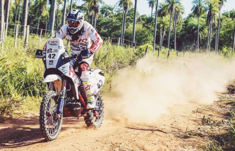 Dakar 2017: Sherco TVS' Joan Pedrero Takes The Lead At The End Of Stage 1