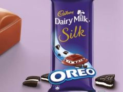 Cadbury Dairy Milk Silk Oreo Launched