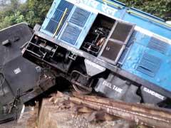 दार्जिलिंग के पास टॉय ट्रेन पटरी से उतरी, ड्राइवर समेत पांच लोग घायल