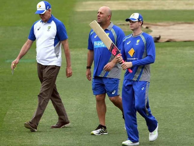 India vs Australia: Steve Smiths Side Hires Spin Gurus Ahead of Tour