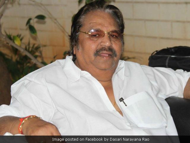 Telugu Filmmaker Dasari Narayana Rao Hospitalised, Will Undergo Surgery