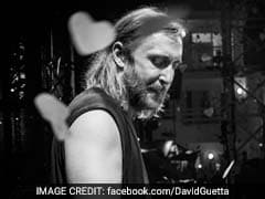 David Guetta To Play In Mumbai And Then Delhi Tomorrow