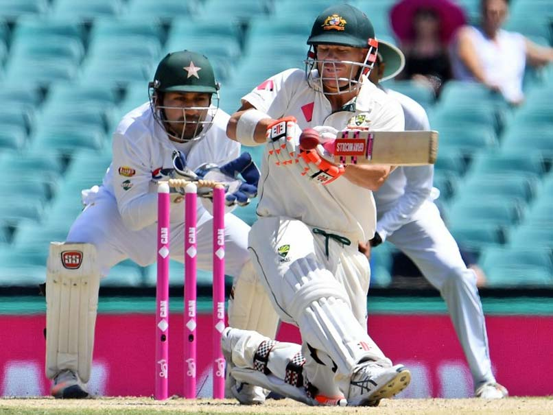 David Warner to Use Heavier Bats to Deal With Indian Wickets