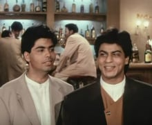 Exclusive: On <I>DDLJ</I>, Told Shah Rukh He Should Wear Tighter Jeans - By Karan Johar