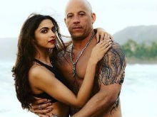 Deepika Padukone Welcomes Vin Diesel With A Tweet In Hindi