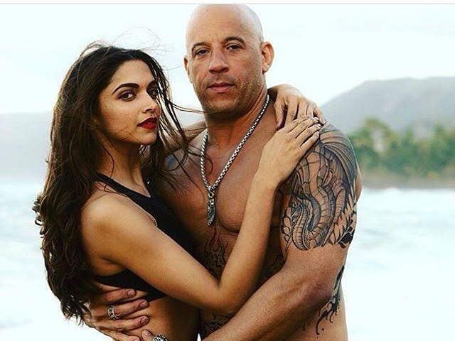 Deepika Padukone Welcomes Vin Diesel With A Tweet In Hindi