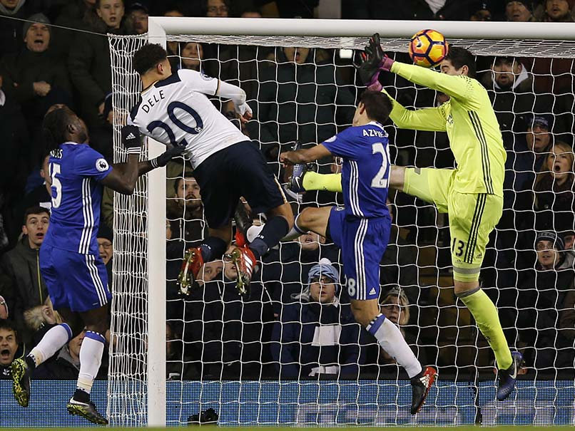 Tottenham Hotspur End Chelsea's Premier League Winning Streak