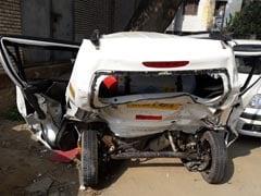 दिल्ली में IIT के पास एक तेज रफ्तार BMW ने मारी वैगन आर को टक्कर, एक की मौत