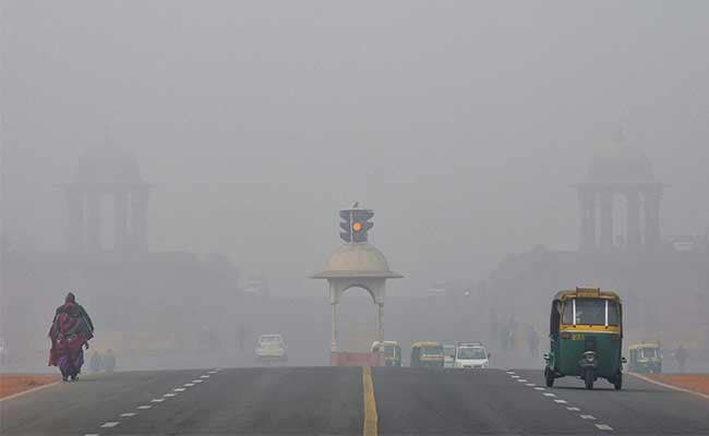 Delhi Likely To See More Fog On New Year's Day