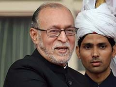 "Anil Baijal Considers Setting Up Of Raipur-Like ""Oxy-Zone"" In Delhi"