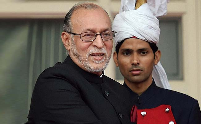 Identify Tainted Officers And Compulsorily Retire Them: Anil Baijal