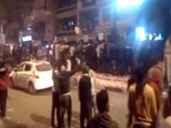 More New Year's Eve Shame: Delhi Cops Who Helped Woman Attacked With Stones