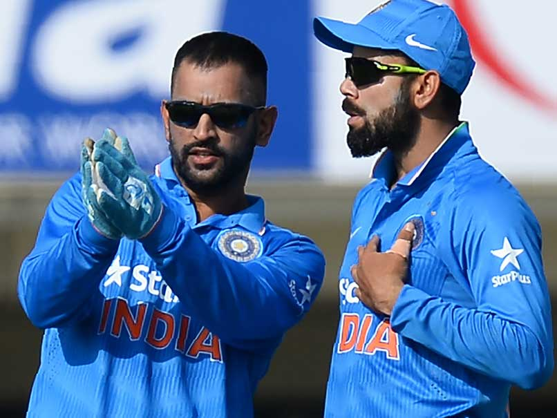 MS Dhoni Will Always Be My Captain, Says Virat Kohli