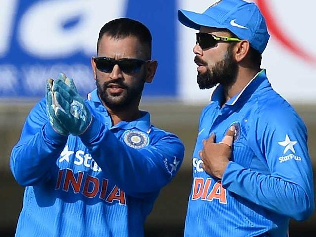 ICC Champions Trophy 2017: Virat Kohli Credits MS Dhoni For This Tactical Move Vs Bangladesh