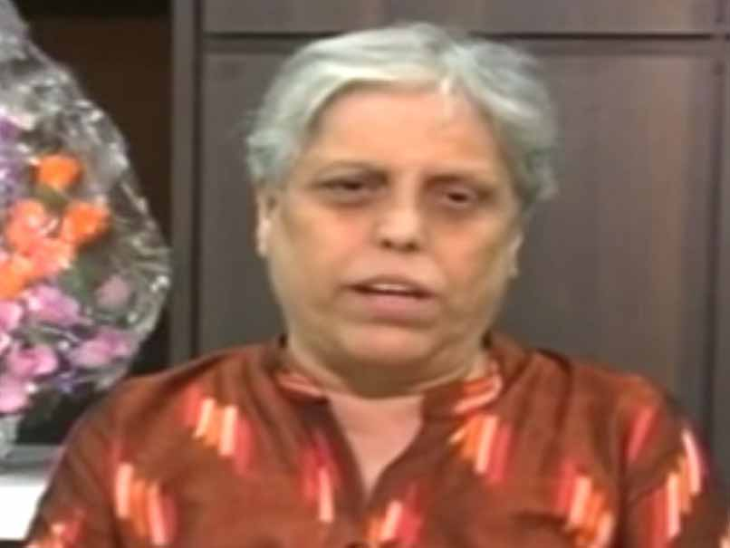 Diana Edulji Promises to put BCCI's house in order