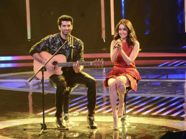 Dil Hai Hindustani: OK Jaanu's Shraddha Kapoor, Aditya Roy Kapur And The Humma Song