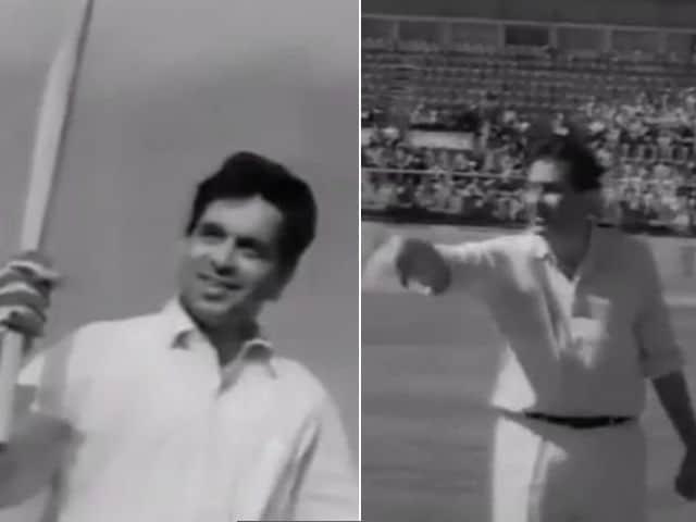 Salman Khan Reposts Video Of Cricket Match Featuring Dilip Kumar, Raj Kapoor