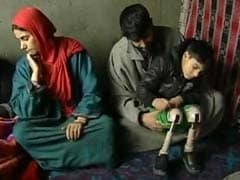 Kashmir Schools Turn Away 6-Year-Old Disabled By Mortar