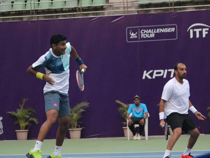 Divij Sharan-Purav Raja A Win Away From Third ATP Title