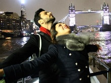 Divyanka Tripathi, Vivek Dahiya's Honeymoon Pics Are A Dream