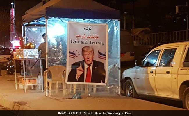 donald trump banner