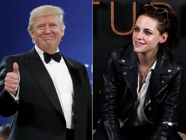Kristen Stewart Says Donald Trump Was 'Obsessed' When He Tweeted About Her In 2012