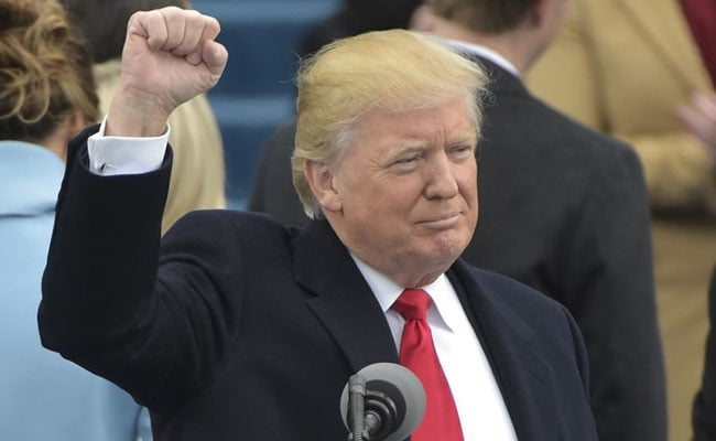 Donald Trump, US President, Says 'We Will Get The Job Done': Highlights