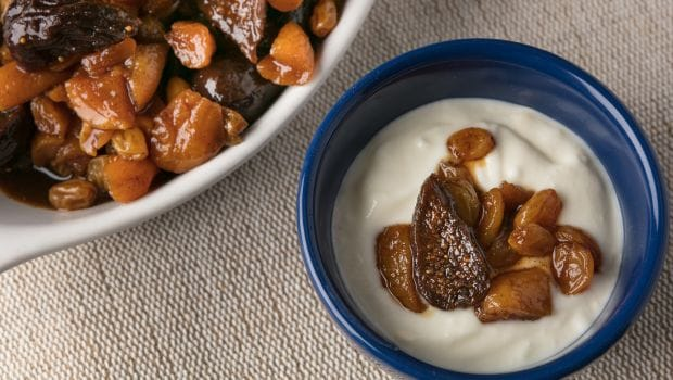 Dried Fruits Come to Life When Simmered With Tea: Recipe