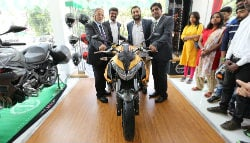 Benelli Opens Second Showroom in Chennai