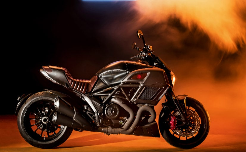 Ducati Diavel Diesel Launched In India At ₹ 19.92 Lakh