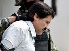 """AK-47 For 1-Year-Old Daughter"": Drug Lord El Chapo's Secret Text To Wife"