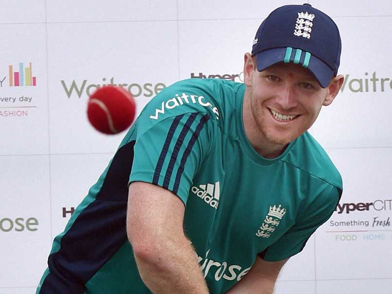 England Looking Forward To India Challenge, Says Eoin Morgan
