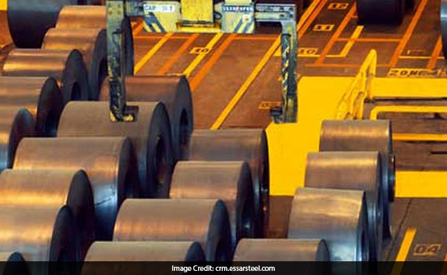 Government May Order Management Change In Essar Steel: Report