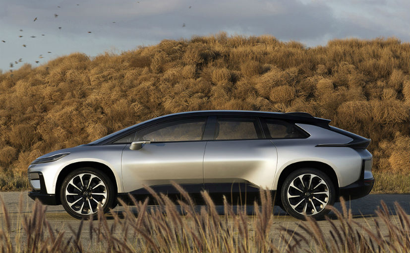 faraday future ff91 profile