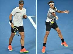 In Federer-Nadal Australian Open Final, Twitter Spots Another 'Match' On-Court