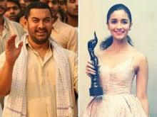 Filmfare Awards 2017: Aamir Khan, Alia Bhatt And <i>Dangal</i> Are Top Winners