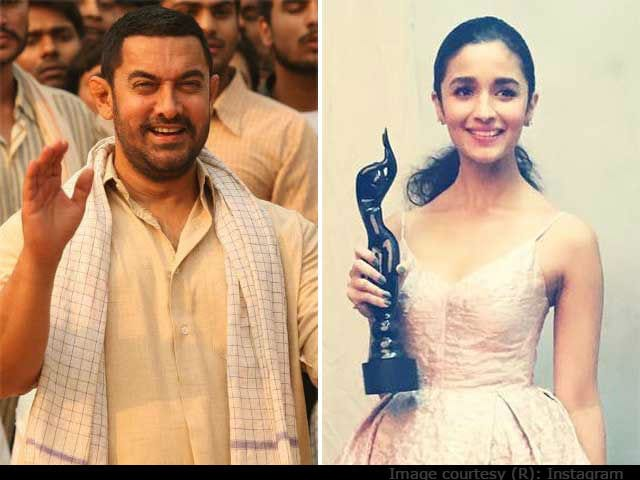 Filmfare Awards 2017: Aamir Khan, Alia Bhatt And Dangal Are Top Winners