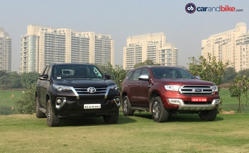 New Toyota Fortuner Takes On Ford Endeavour: Bestseller vs Benchmark?