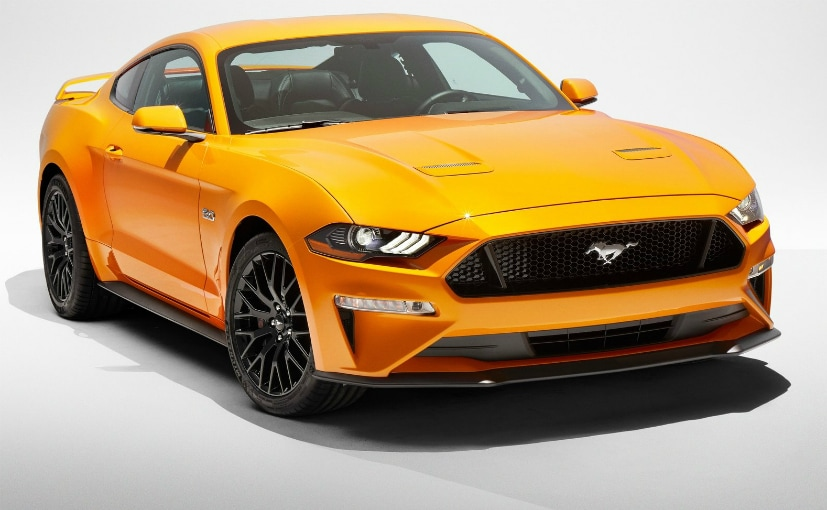 Exclusive Ford Mustang Facelift India Launch In Early 2018 & Ford Mustang: Ford Mustang News Photos and Videos markmcfarlin.com