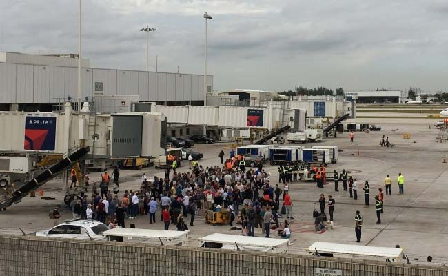 Five People Killed In Shooting At Fort Lauderdale Airport, Suspect In Custody