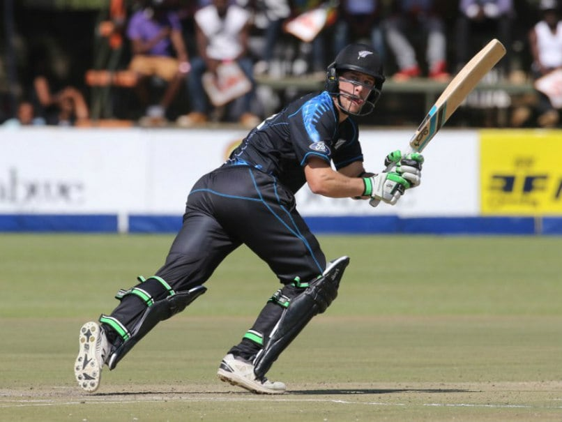 New Zealand vs Bangladesh: George Worker Replaces Injured Neil Broom For T20 Series