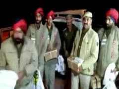 160 Kg Gold Worth Rs 21 Crore Seized In Punjab's Mohali