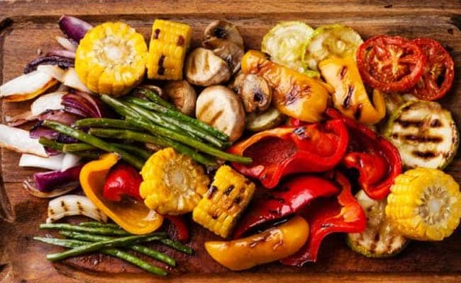 Weight Loss: Replace Greasy Meals With Delicious Grilled Vegetables