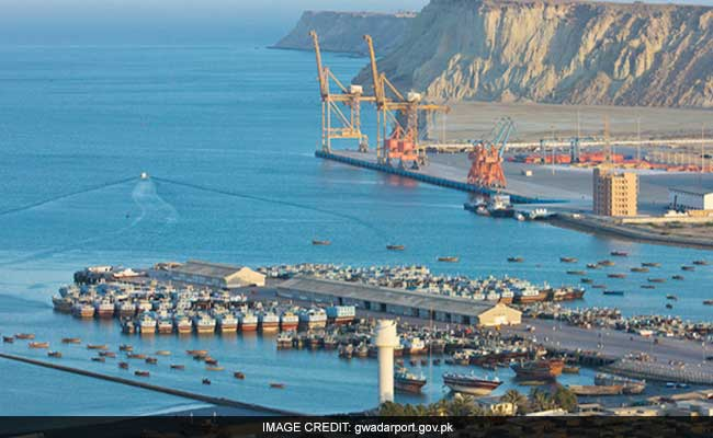 China Assigns 2 Ships To Pak Navy To Guard Gwadar Port
