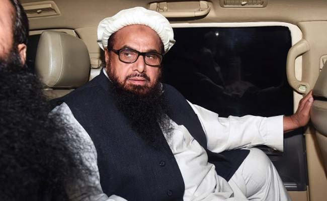 Saeed's Release Order: Pak ''Hoodwinking'' Global Community