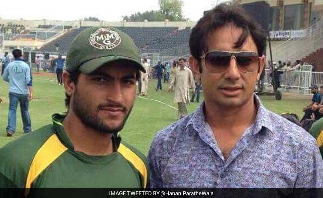 कराची के होटल में पराठे बनाने वाला हनान खान पाकिस्तान की एनसीए टीम में चुना गया..