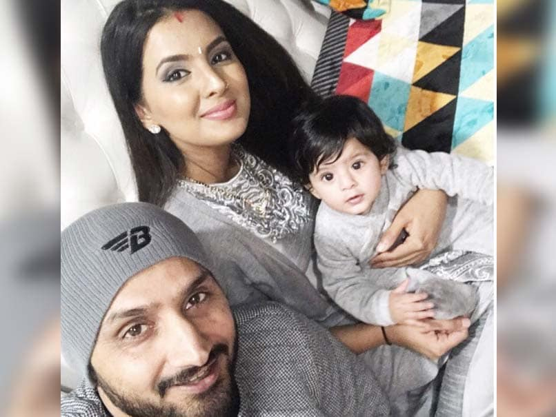 Harbhajan Singh, Geeta Basra Celebrate Daughter's First Lohri