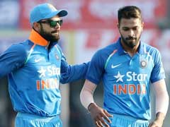 Live Score, India vs England, 3rd ODI, Kolkata: Pandya Dents England's Charge Towards 300