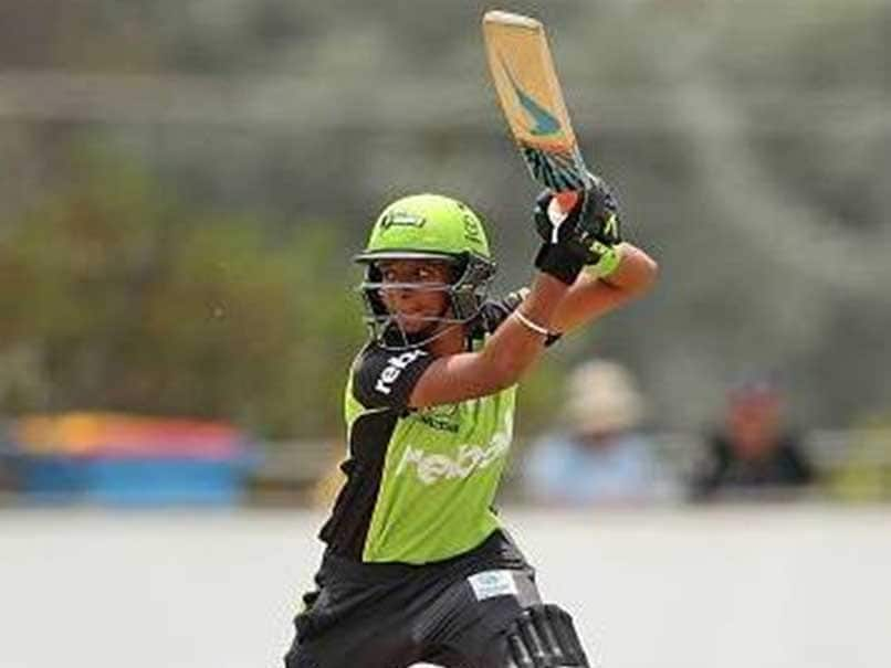 Harmanpreet Kaur Reported For Conduct Breach During Women's Big Bash League